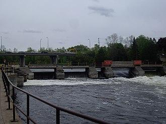 Trent–Severn Waterway - Image: Scotts Mills