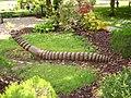 Sculpture 2, Children's Garden, Tannaghmore Gardens - geograph.org.uk - 871467.jpg