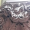 Sculptured pillar in the Calcutta High Court 29.jpg