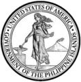 Seal of US Department of the Philippine Islands.png
