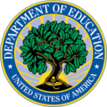 Seal of the United States Department of Education.png