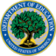 United States Department of Education seal