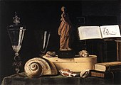Sebastian Stoskopff - Still Life with Statuette and Shells - WGA21828.jpg