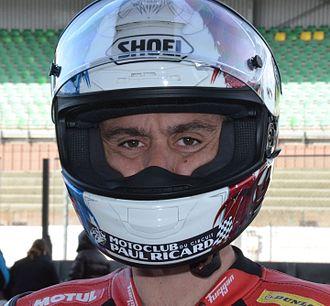 Sébastien Gimbert - 24 Heures Moto 2016