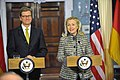 Secretary Clinton and German Foreign Minister Westerwelle Hold a Joint Press Conference (6733385885).jpg