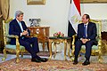 Secretary Kerry Meets With Egyptian President al-Sisi in Cairo (26493226403).jpg