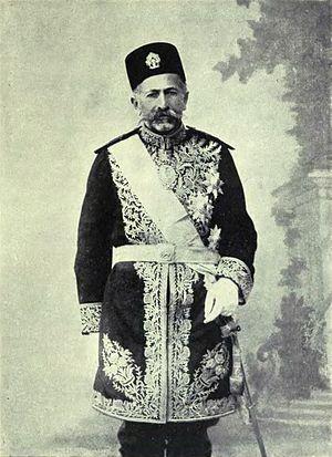Mohammad Vali Khan Tonekaboni - Image: Sepahsalar e Azam e Tonekaboni