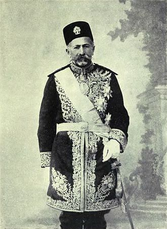 Ferdows Garden - Mohammad-Vali Khan, Sepahsalar e Tonekaboni.