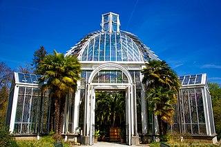 Conservatory and Botanical Garden of the City of Geneva Botanical garden in Switzerland