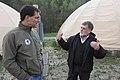 Service Director Dan Ashe and White River National Fish Hatchery Project Leader Ken Gillette (7124387031).jpg