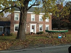 Seth Aldrich House - Image: Seth Aldrich House, Uxbridge, MA