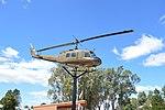 Seymour Vietnam Veterans Commemorative Walk UH-1H 002.JPG