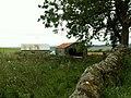 Sheds at Brown Knowe - geograph.org.uk - 551250.jpg