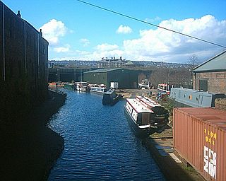 Sheffield & Tinsley Canal