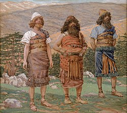Shem, Ham and Japheth