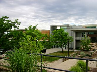 Weber State University - Shepherd Student Union