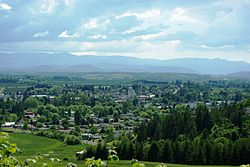 Sheridan, Oregon.