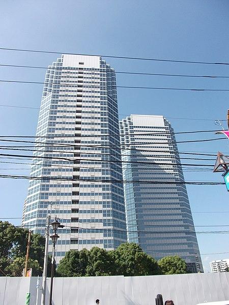 File:Shin-Kawasaki Mitsui building.jpg
