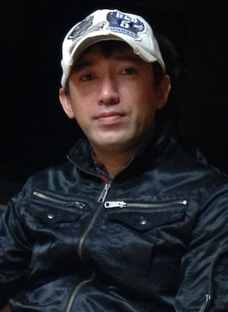 Dino Crisis (video game) - Producer and director Shinji Mikami, seen here in 2013.