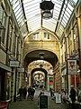 Shopping arcade to north side of Borough Market, Halifax - geograph.org.uk - 272316.jpg