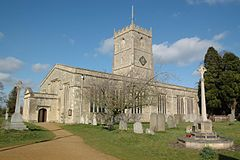 Shrivenham StAndrew southwest.JPG