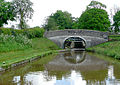 Shropshire Union Canal at Coxbank, Cheshire - geograph.org.uk - 1597596.jpg