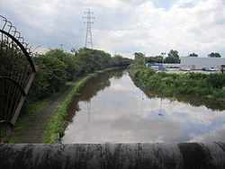 Shropshire Union Canal near Ellesmere Port (2).JPG