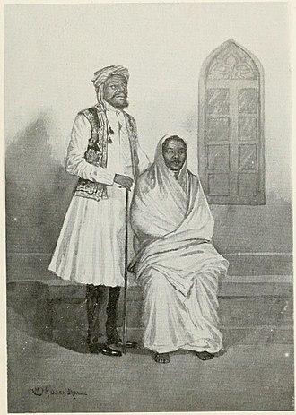 Siddi - Sidis of Madras