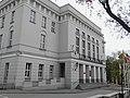 Siedziba magistratu w Tomaszowie Mazowieckim z 1927 roku. Arichtekt Aleksander Ranieckiego.jpg