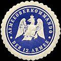 Siegelmarke Armeeoberkommando der 12. Armee W0238150.jpg