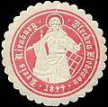 Siegelmarke Flecken Liebenau - Kreis Nienburg W0309910.jpg