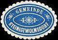 Siegelmarke Gemeinde Steinigtwolmsdorf W0255170.jpg