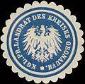 Siegelmarke K.Pr. Landrat des Kreises Gronau i. H. W0391563.jpg