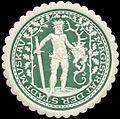 Siegelmarke Magistrat der Stadt Muskau W0311154.jpg