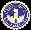 Siegelmarke Siegel der Stadt Melsungen W0262709.jpg