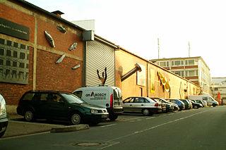 Bilderwand Bertramstraße
