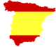 Silhouette Spain with Flag.png