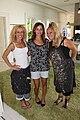Silvana Cantali, Natalie Imbruglia and Eva Rinaldi 2011.jpg