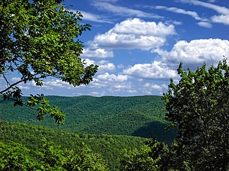 Grove Township, Cameron County, Pennsylvania - Sinnemahoning State Park