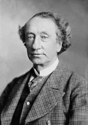 Canadian federal election, 1891 - Image: Sir John A Macdonald circa 1878 retouched