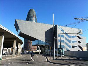Plaça de les Glòries Catalanes - Disseny Hub Barcelona, by MBM.