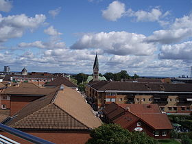 Skövde from city hall.jpg