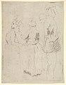 Sketch of Policeman and Two Women MET DP823439.jpg