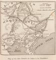 Skizze zu den ersten Kämpfen der Russen in der Mandschurei.tif