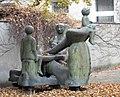 Skulptur Oudenarder Str 10 (Weddi) unbek.jpg