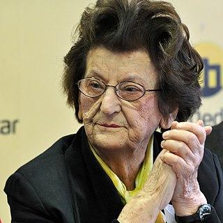 Smilja Avramov Expert in international law, past member of the Senate of Republika Srpska