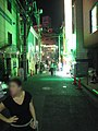 Snap shot on Love hotel street, Shibuya Hyakken-dana.jpg