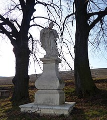 Statue of Saint Marcus in Kurdějov