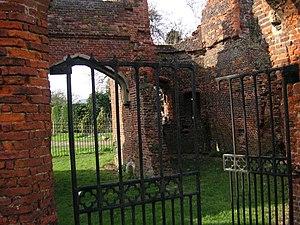 Someries Castle - Image: Someries Castle