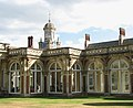 Somerleyton Hall - orangery and bell tower - geograph.org.uk - 1506661.jpg